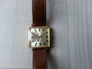 Alte Anker 58 Armbanduhr Bild