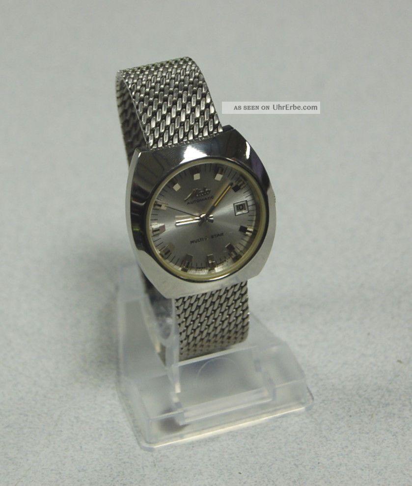 Mido Multi Star,  Automatik,  Rar Top Armbanduhren Bild