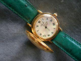 Wunderschöne Damenarmbanduhr Armbanduhr Swisswatch M&m Bild