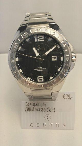 Certus Uhr Herren Armbanduhr Modell 616268 Bild