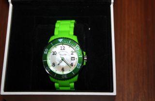 Thomas Sabo Uhr Grün - Zb Weiss Bild