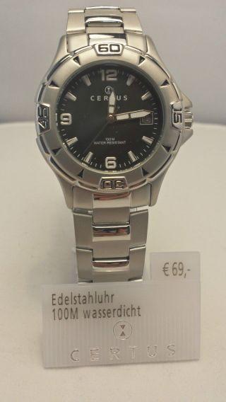 Certus Uhr Herren Armbanduhr Modell 616796 Bild