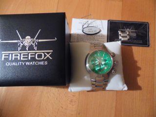 Firefox Herren Armbanduhr Bild