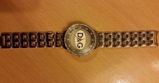 D&g Anchor Armbanduhr Für Damen (dw0511) Bild