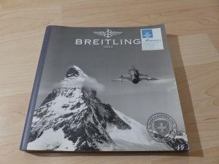 Breitling Katalog Kollektion 2000 Bild