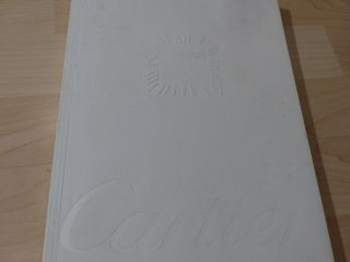 Cartier Katalog Kollektion 2000 Bild