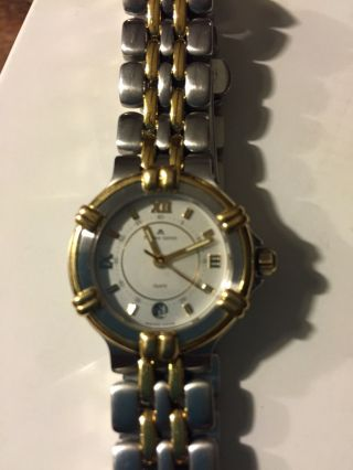 Damen Armbanduhr Maurice Lacroix Calypso - Quarz Bild