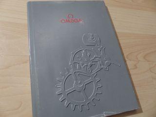 Omega Co Axial Katalog Kollektion 2000 Bild