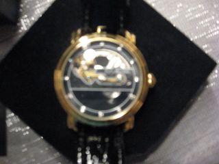 Graf Von Monte Wehro Gold Ungetragen Uhr Automatik Bild