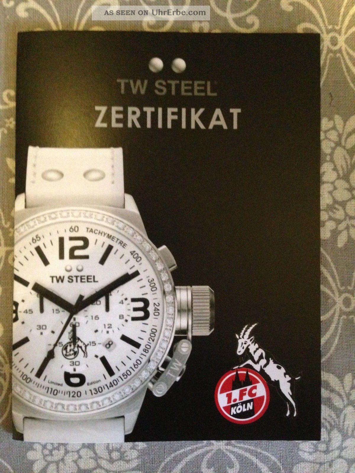 Fc Köln Uhr