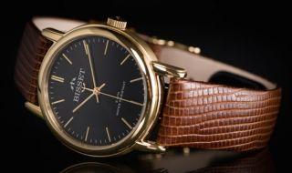 Bisset Bscd60 Sakson Swiss Made 5 Atm Swiss Made Herrenuhr Armbanduhr Bild
