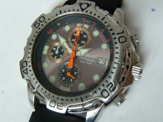 Sport Diver Taucheruhr Tempic Chronograph Bild