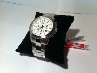Swiss Eagle Weisshorn Chronograph Se - 9054 - 22 In Silber Weiß Ovp Bild