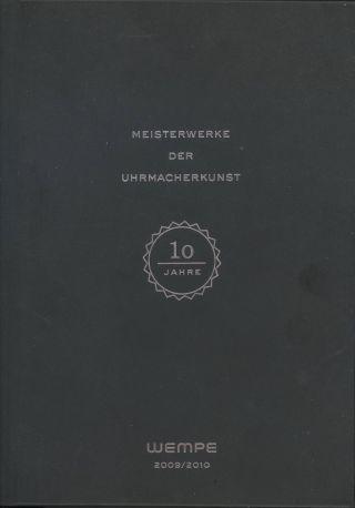 Exklusives Buch: Wempe