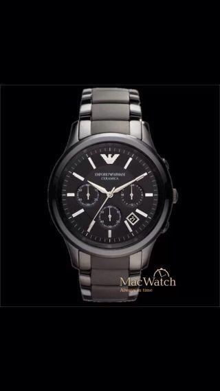 Armani Uhr Bild