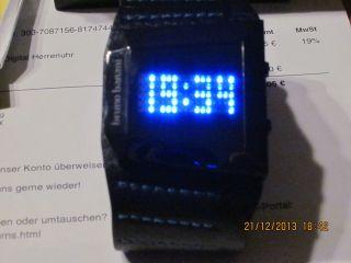 Bruno Banani Herrenuhr,  Armbanduhr,  Alexis Digital,  Weihnachten Bild