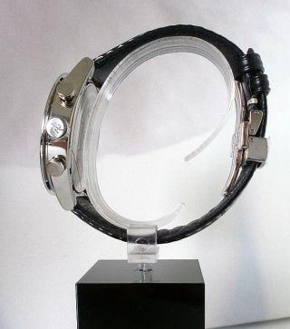 Kienzle Herrenuhr Chronograph Leder Armband 5barw.  R. Bild