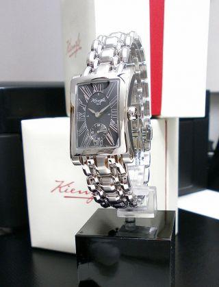 Kienzle Damenuhr Metall Armband Saphirglas Bild