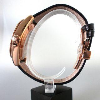 Kienzle Herrenuhr Automatik Leder Armband Saphirglas 5barw.  R. Bild