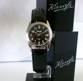 Kienzle Damenuhr Leder Armband Saphirglas 5 Barw.  R. Bild