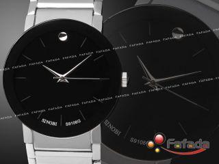 Fafada Sinobi Analog Armbanduhr Herren Damen Quarz Uhr Uhren Schwarz Elegant Bild