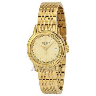 Tissot Carson Damen Armbanduhr T0852103302100 Bild