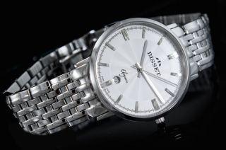 Bisset Malibu Gents Ii Bsdc89 W/r 5 Atm Swiss Made Herrenuhr Armbanduhr Bild