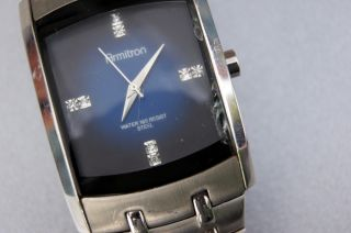 Armitron - America`s Watch 20/450/svs Y121e/3 Uhr Armbanduhr Bild