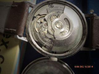 Eterna - Matic Centenaire 61 Automatic Uhr / Watch Top/mint Cal.  1439 U Bild