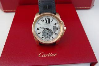 Cartier De Calibre Rosegold Bild