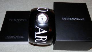 Luxus Armani Damenuhr,  Armreifuhr,  Schwarz - Weiß,  Ar5749,  Neu/garantie Bild
