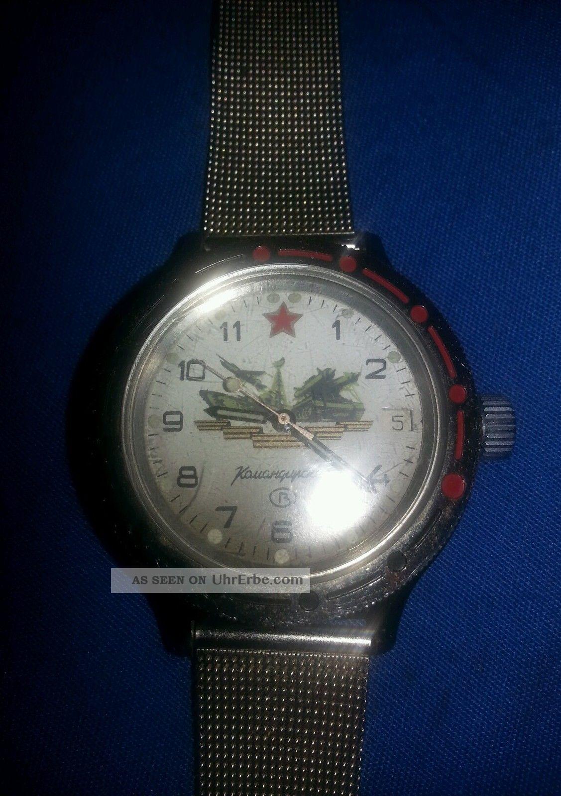 armbanduhren zum aufziehen