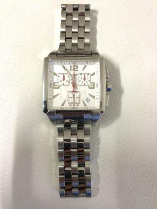 Tissot Chronograph Saphirglas Uhr Top Angebot, Bild