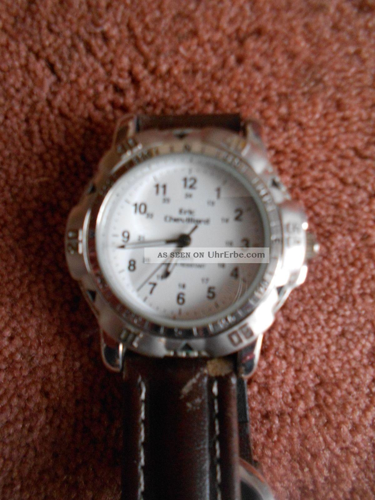 Eric Chevillard Uhr Armbanduhren Bild