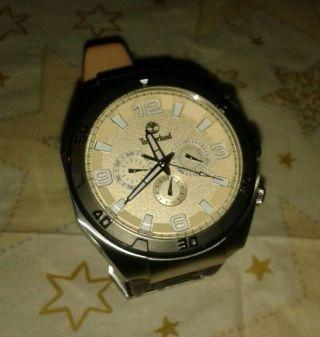 Timberland Uhr Tbl13902jssu/07 Warren Herren Uvp 175€ Bild