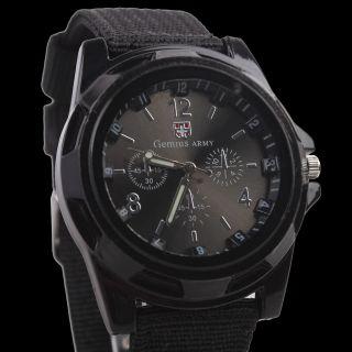Neueste Solider Militärarmee Sport Style Luminous Quarz - Armbanduhr Bild