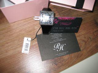 Paris Hilton Big Square Damenuhr Bild