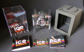 Ice Watch / Ice Forever Sili Black Uni,  Si.  We.  U.  S.  09,  Und Originalverpackt Bild