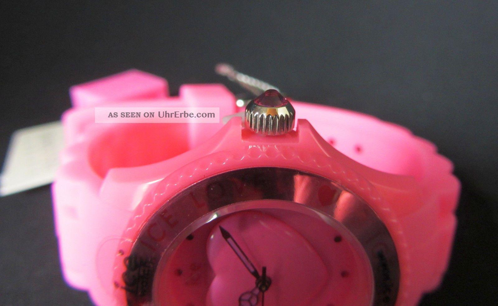 Love SmallLoPkS10Swarovski Ice Pink Watch Elements QstdhrC