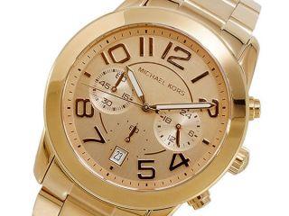 Michael Kors Uhr Gold Mk5727 Damenuhr Armbanduhr Geschenkbox Ovp 250€ Np Bild
