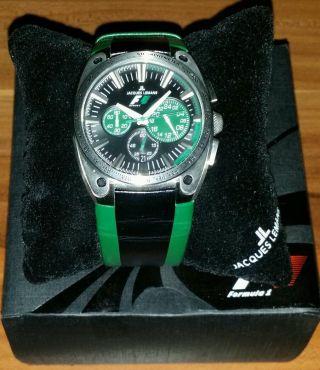 Jacques Lemans F1 Barcelona Armbanduhr Für Herren (f5033e) Bild