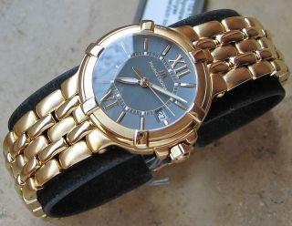 Luxusuhren Calypso Quarz Uhr Luxusuhr Calypsouhr Saphirglas Maurice Lacroix Bild