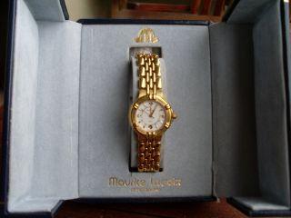 Damen Uhr Maurice Lacroix Calypso,  Wenig Getragen,  - Verp. ,  Quittung, Bild