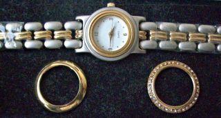 Modische Quartz Damenarmbanduhr,  Neuwertig Bild