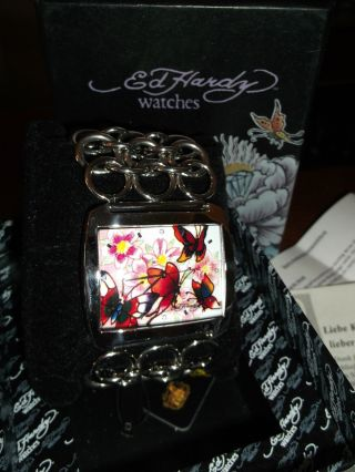 Ed Hardy Watch Bild