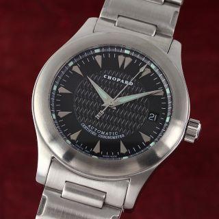 Chopard L.  U.  C.  Sport 2000 Automatik Stahl Chronometer Herren Ref 8200 Vp:8080,  - Bild