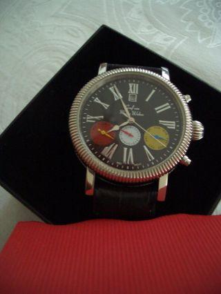 Automatik Uhr Graf Von Monte Wehro Bild