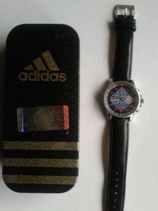 Fc Bayern Chronograph - - - Limitiert Neuwertig Bild