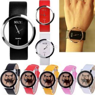 Uhr Armbanduhr Uhren Watch Damen Herren Quarz Uhren Farbwahl Modellwahl C8 Bild
