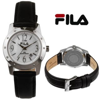 Fila Uhr,  Elegante Damenuhr Mit Datum,  Armbanduhr,  5 Atm,  Fa0837 Bild